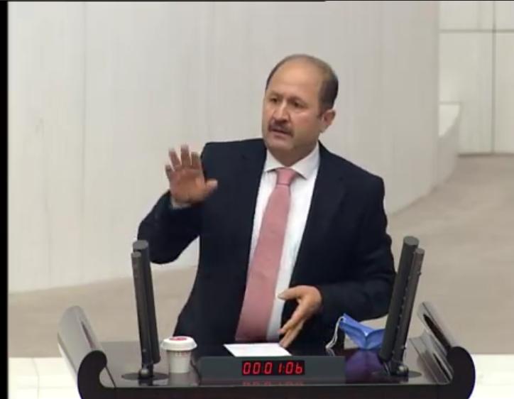 CHP'nin Sataşmasına Can'dan Cevap