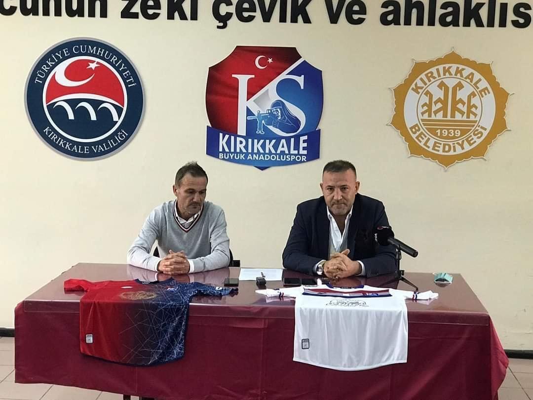 Kırıkkalespor'da, Erman Güraçar dönemi