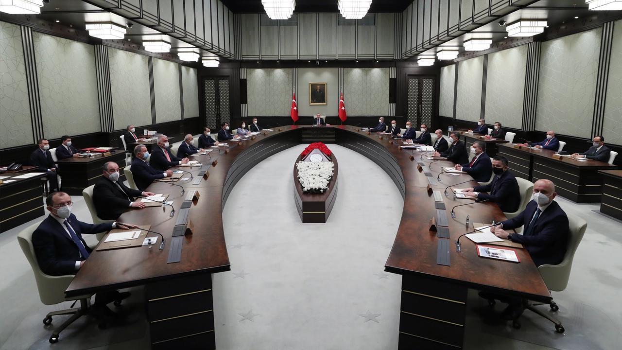 Kabine Toplantısı bugün toplanacak
