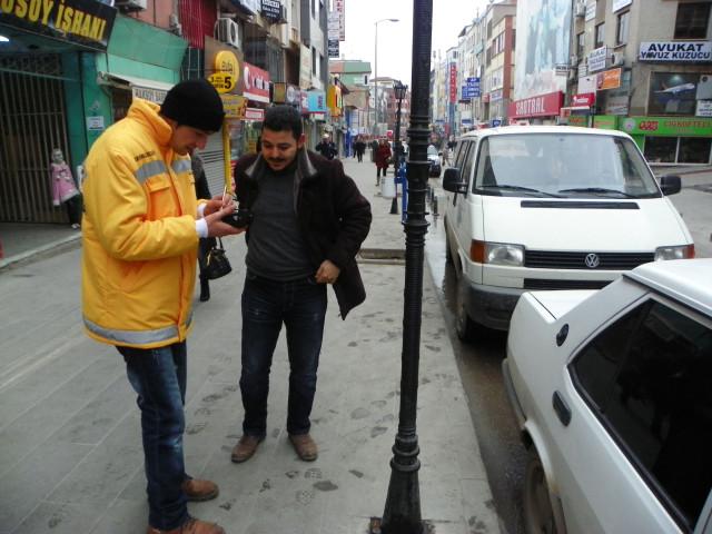 Kırıkkale'de,  Parkomat Yeniden Geliyor