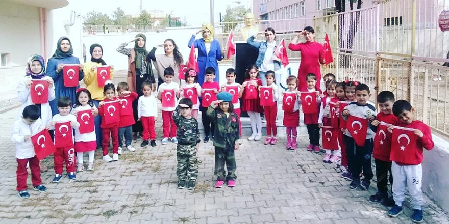 Kırıkkale'den Şanlı Ordumuza Selam Olsun