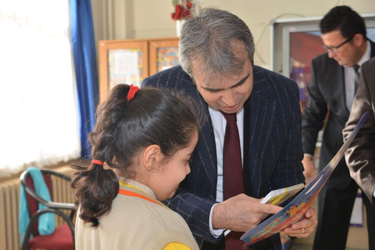 Kırıkkale'de 48 bin 90 öğrenci karne aldı