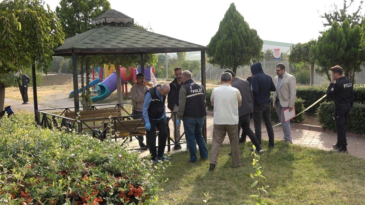 Kırıkkale'de şüpheli ölüm