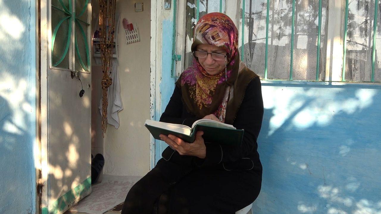 Kırıkkale'de, bağımlılıkla mücadele ediyor