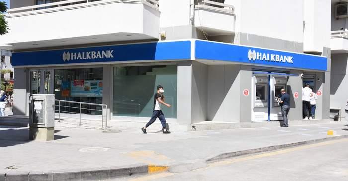 Kırıkkale, Halkbankası'nda virüs iddiası