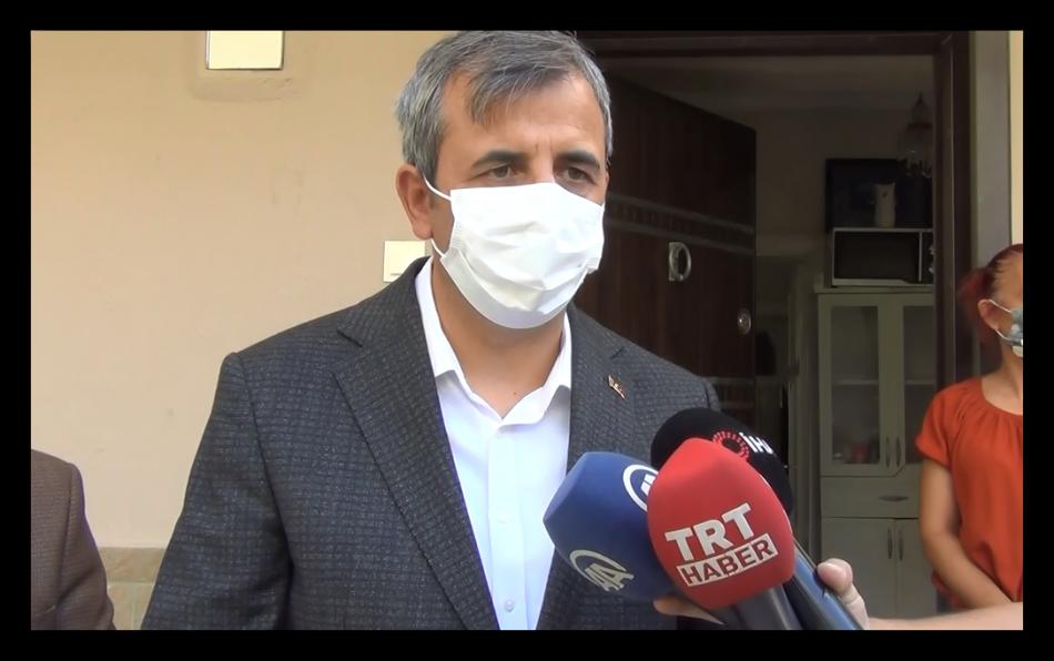 Kırıkkale'de, öğrencilere tablet dağıtıldı