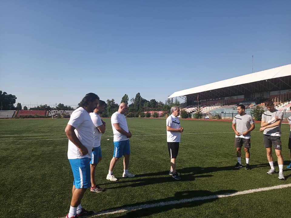 Kırıkkalespor, sezon hazırlıklarına başladı