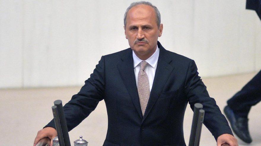 Ulaştırma Bakanı Görevden Alındı