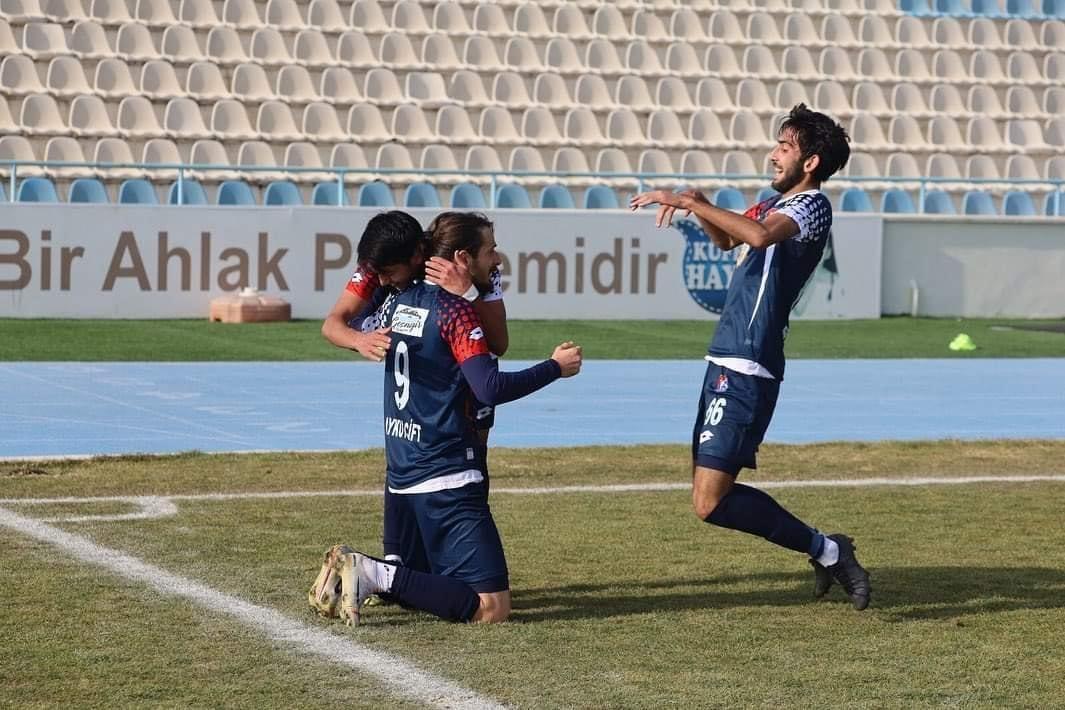 Kırıkkalespor, Sezonu Kapattı