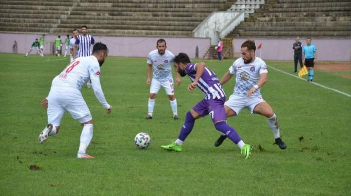 Kırıkkalespor, İkinci Yarının İlk Maçına Çıkıyor
