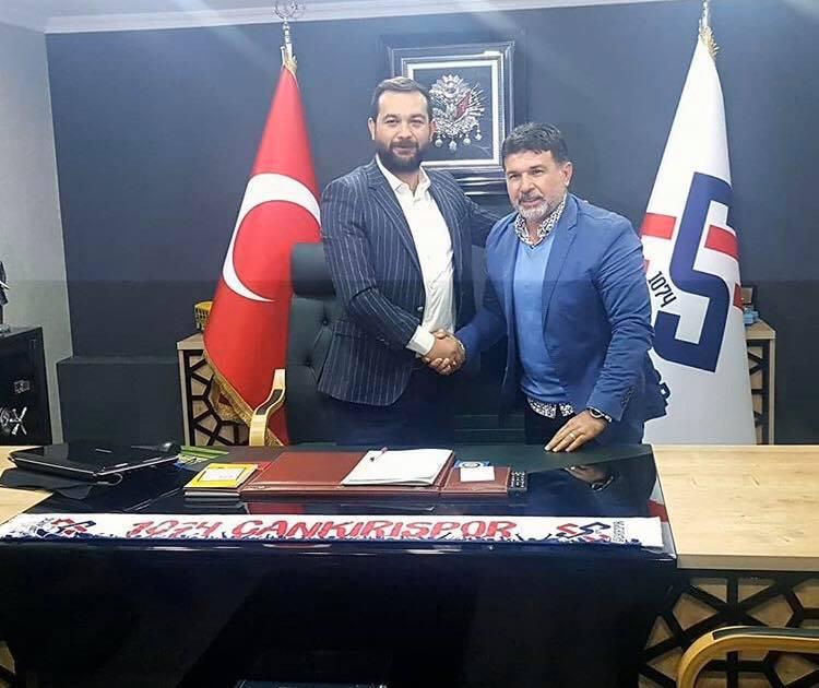 Aydoslu , Çankırıspor'da