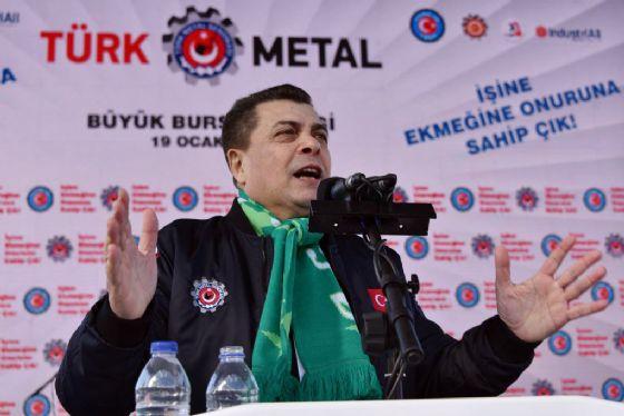 Türk Metal tuttuğunu koparttı